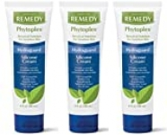 Remedy Hydraguard Skin Cream with Phytoplex – 4 Ounce – Pack of 3 Flip-Top Tubes