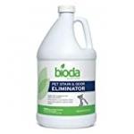 Bioda BEB-00019 Pet Stain & Odor Eliminator, Professional Strength, 1-Gallon