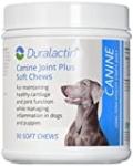 Duralactin Canine Joint Plus Soft Chews Triple Strength – 90 Soft Chews