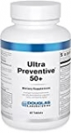 Douglas Laboratories – Ultra Preventive 50+ – Unique Multivitamin and Mineral Supplement Formulated for Cognition, Vision, and Healthy Aging – 60 Tablets