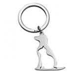 Dog Cat Keychain Pet Pendant Jewelry for Animal Lover (keychain s)