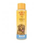 Burt's Bees for Dogs Natural Whitening Shampoo with Papaya & Yogurt | Brightening White Dog Shampoo for All Dogs | Cruelty Free, Sulfate & Paraben Free, pH Balanced for Dogs – Made in USA, 16 Oz