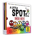 A Little SPOT of Emotion 8 Book Box Set (Books 1-8: Anger, Anxiety, Peaceful, Happiness, Sadness, Confidence, Love, & Scribble Emotion)