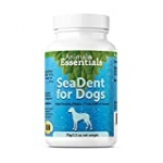 Animal Essentials SeaDent Kelp & Enzyme Plaque & Tarter Control for Dogs, 2.5 ounces – Made in USA, Healthy Teeth & Gums