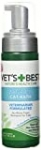 Vet's Best Waterless Cat Bath   No Rinse Waterless Dry Shampoo for Cats   Natural Formula   4 Ounces