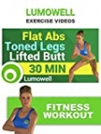 Exercise Videos: Flat Abs, Toned Legs and Lifted Butt – Fitness Workout